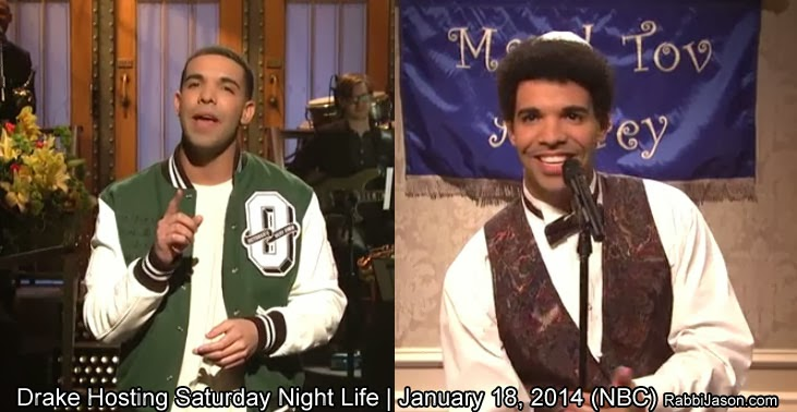 Drake hosting Saturday Night Live - SNL on NBC