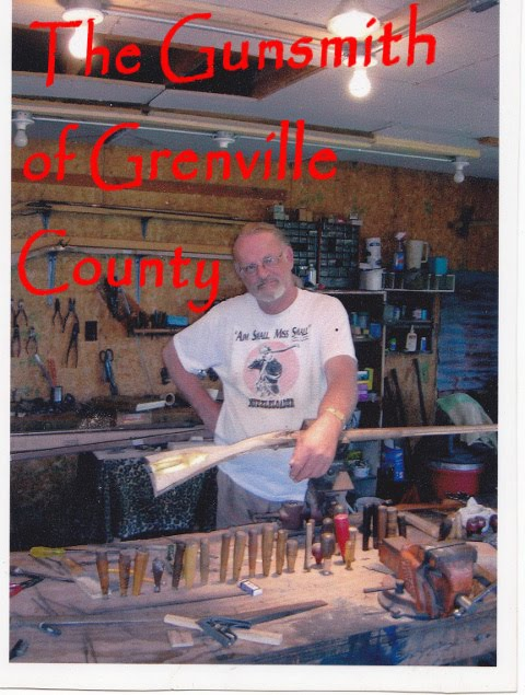 The Gunsmith of Grenville County