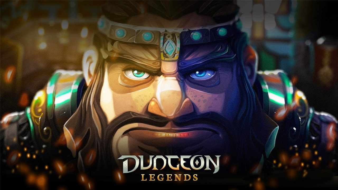 Dungeon Legends Gameplay IOS / Android