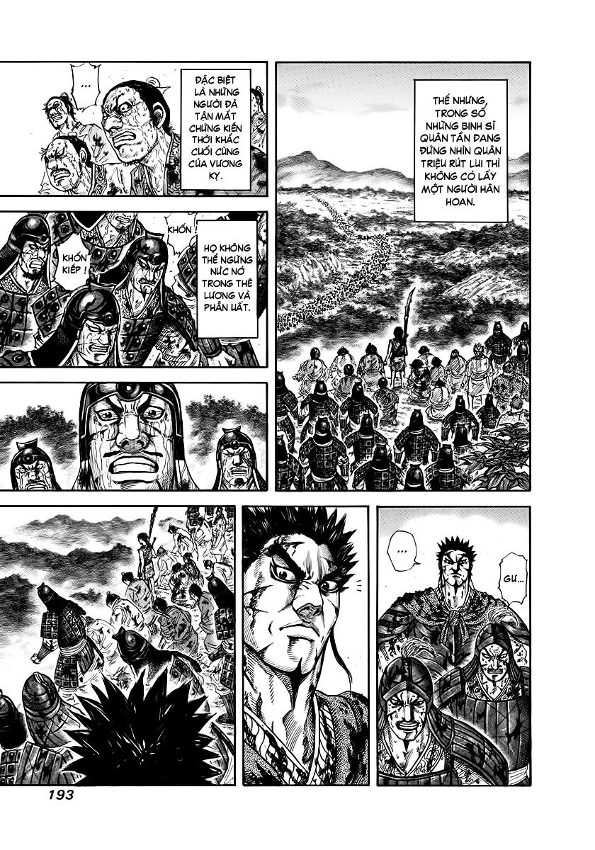 Kingdom – Vương Giả Thiên Hạ (Tổng Hợp) chap 173 page 8 - IZTruyenTranh.com