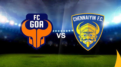 FC Goa Vs Chennaiyin FC 11/10/15 Match 9 Live Streaming