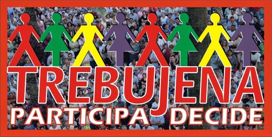 TREBUJENA DECIDE  (Blog Oficial del Ayuntamiento de Trebujena para participación ciudadana)