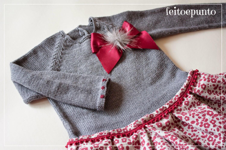 Hacer un vestido de punto