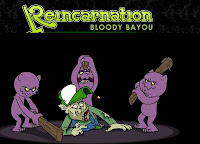 Reincarnation Bloody Bayou walkthrough.