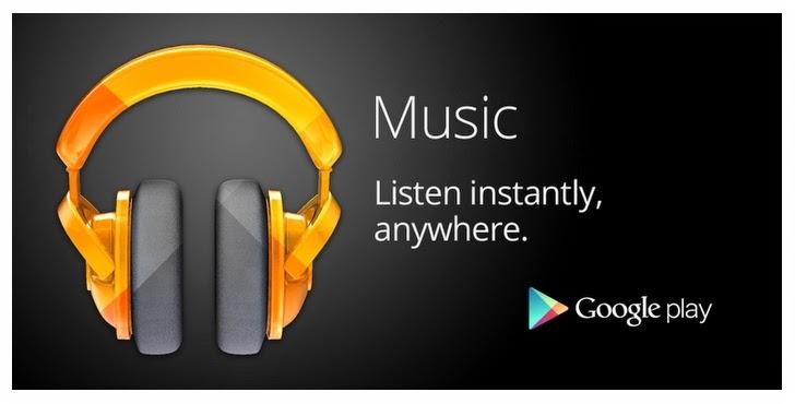 Google cerca de la Música Online