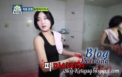 Gadis pemakan darah dari Korea