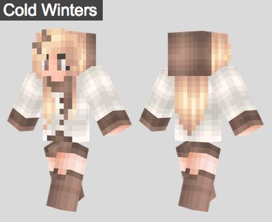8. Cold Winters Skin