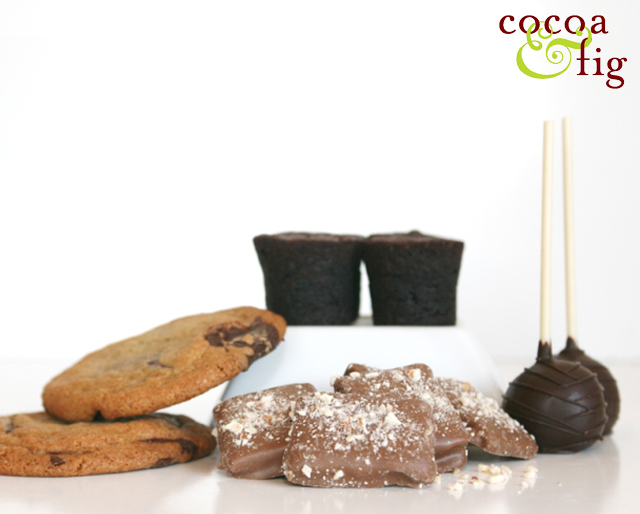 Cocoa & Fig Gift Box for Chocolate Lovers