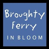 BroughtyFerry in Bloom Logo