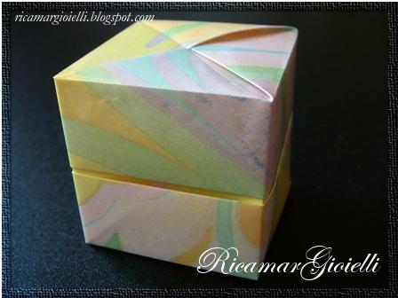 scatola origami