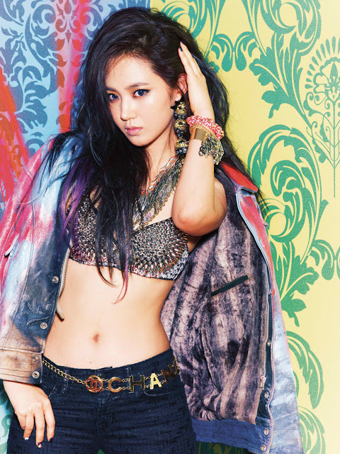 SNSD YURI 'I Got a Boy' Album Picture