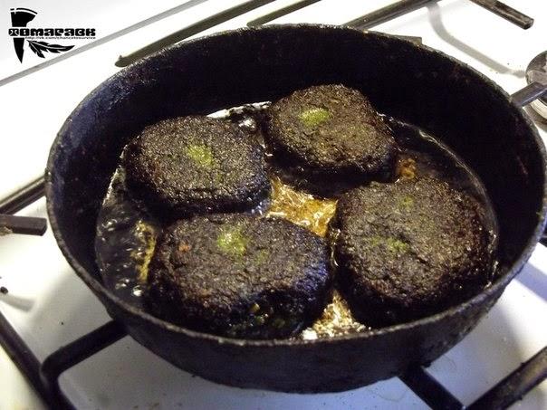 Приготовить в духовке картофель с курицей