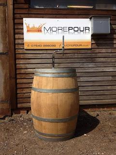 wine barrel tap