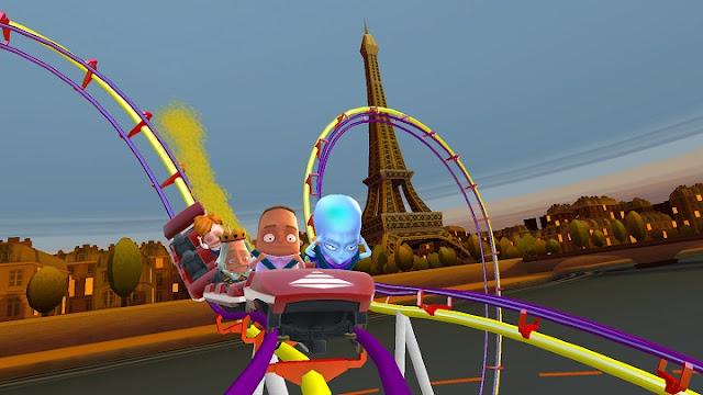 Screenshot of Wii U eShop game Coaster Crazy Deluxe