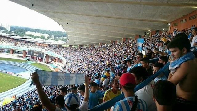Paysandu vence a primeira na Série B!