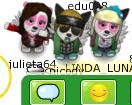 Luna,Nicody y Julii... :)