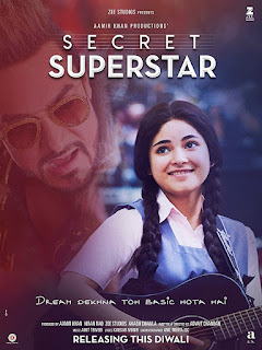 Secret Superstar (2017) Hindi Movie BluRay | 720p | 480p