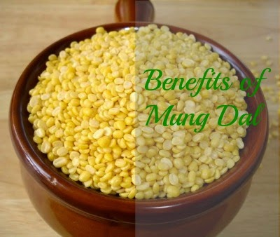 Benefits of Split Moong dal