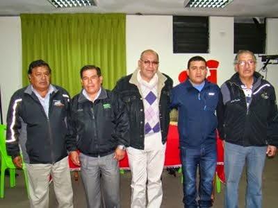 FLAMANTE DIRECTIVA DE LA LIGA DISTRITAL DE FÚTBOL DE HUARAZ