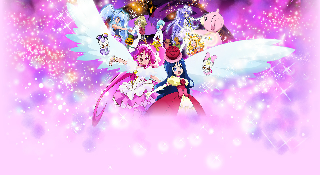 Phim Happiness Charge PreCure! Movie: Ningyou no Kuni no Ballerina