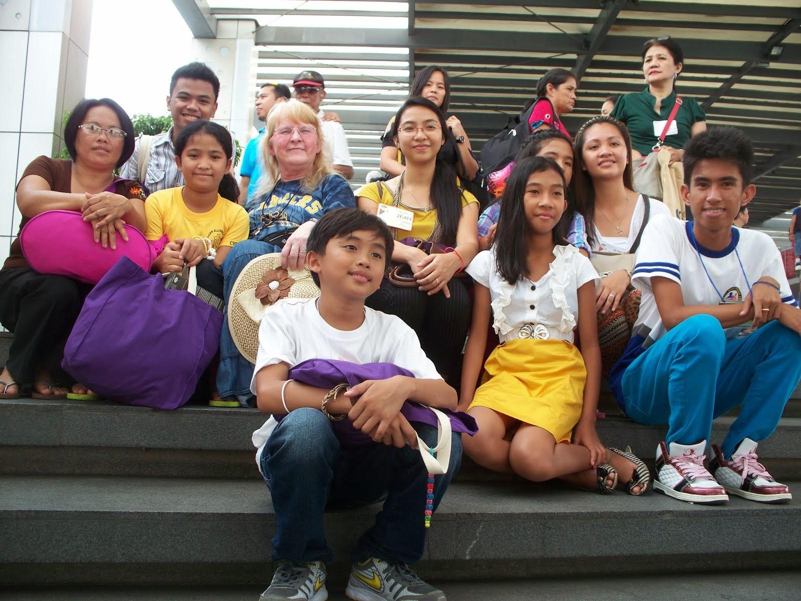My Philippine Kiddos