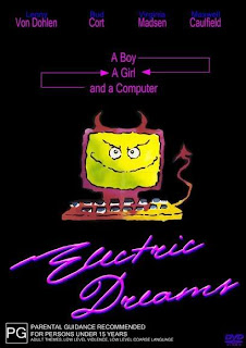 Ver online: Electric Dreams (Eddy, la computadora enamorada / Sueños eléctricos) 1984