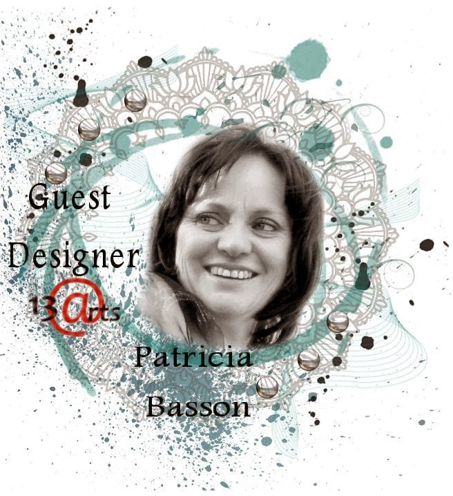 Guest Designer Feb-April 2014