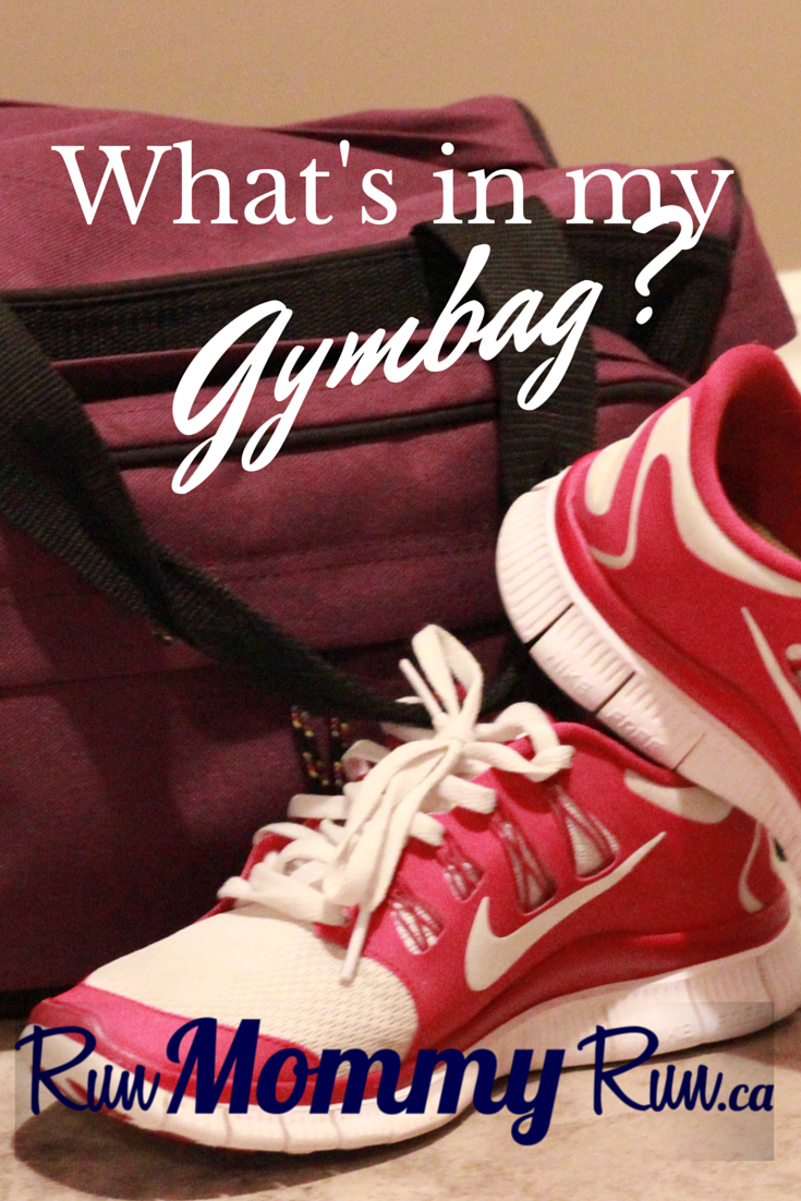 Title image for What's in my gymbag?