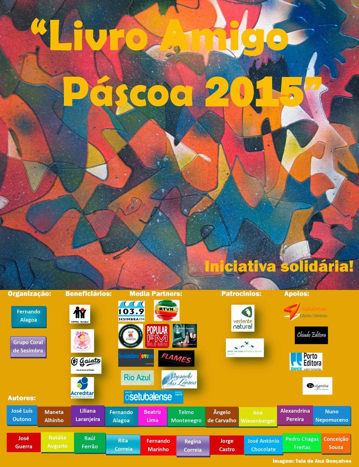 Livro Amigo - Páscoa 2015