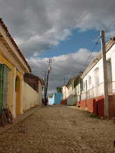 Cubaanse straatbeeld