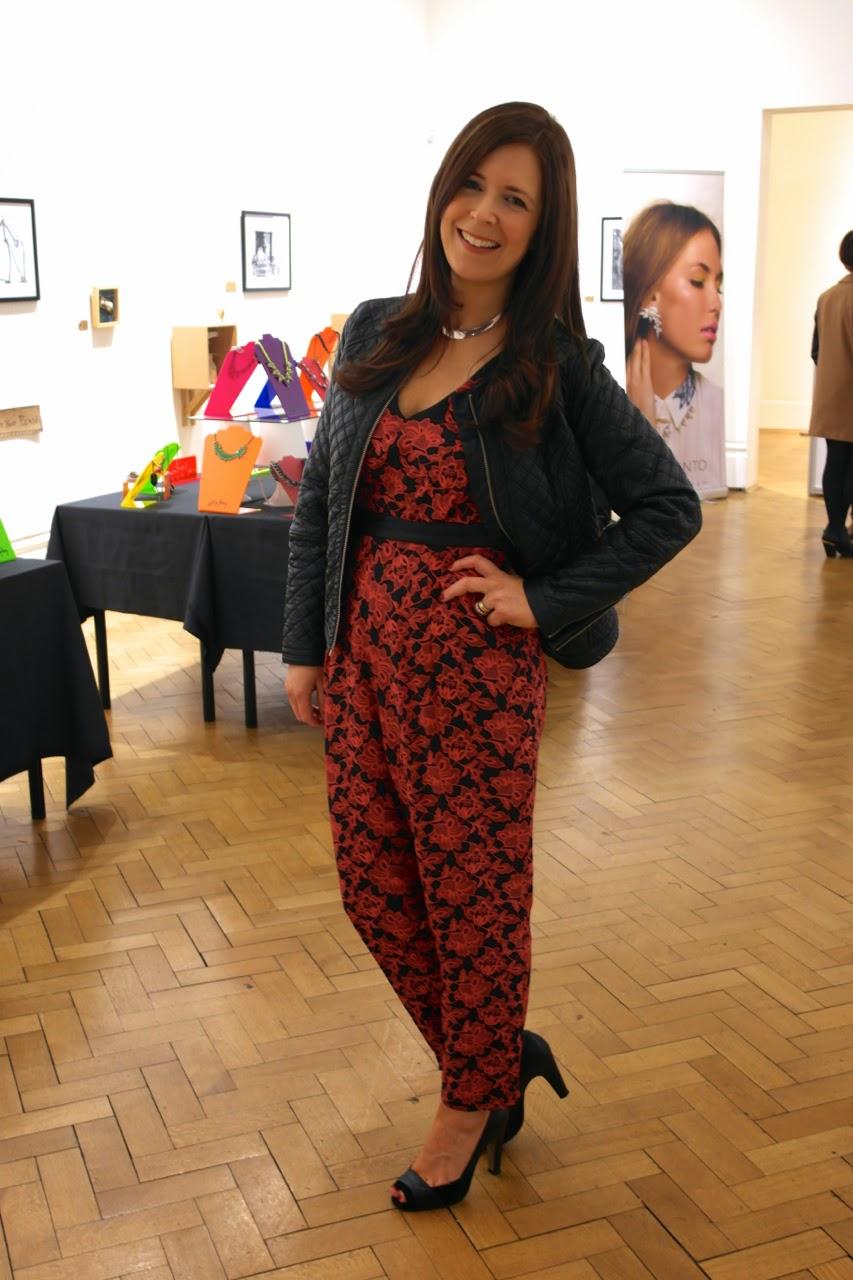 Jumpsuit3 Belfast Fashion Week with Wish Want Wear
