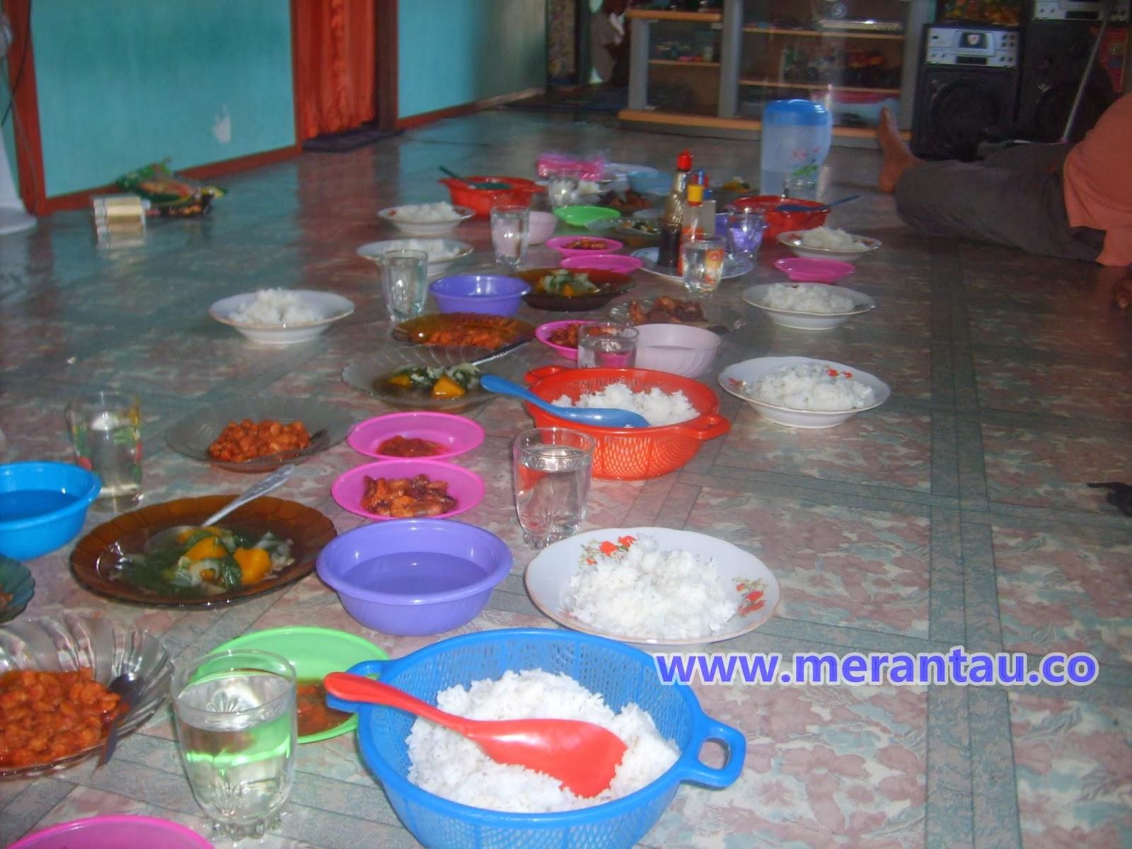 hidangan di desa