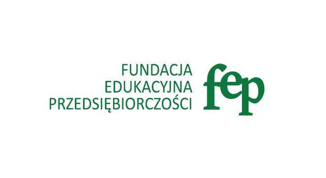 Logo Fundacji Edukacyjnej Przedsiębiorczości