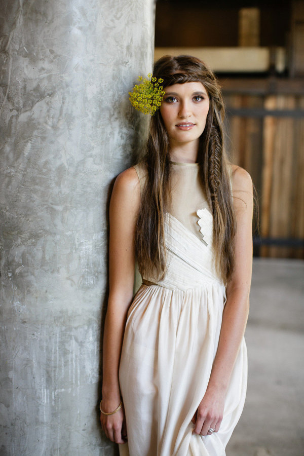 Eco-Friendly Washington Photo Shoot from Jasmine Star