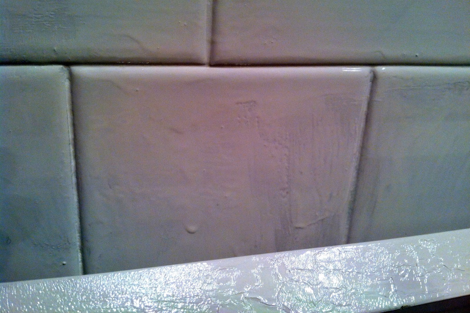 Diy Why Spend More Rust Oleum Tub Tile The Worst