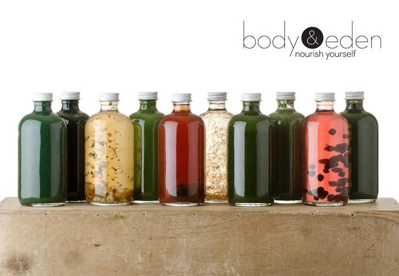Body & Eden Herbal Elixirs and Tonics