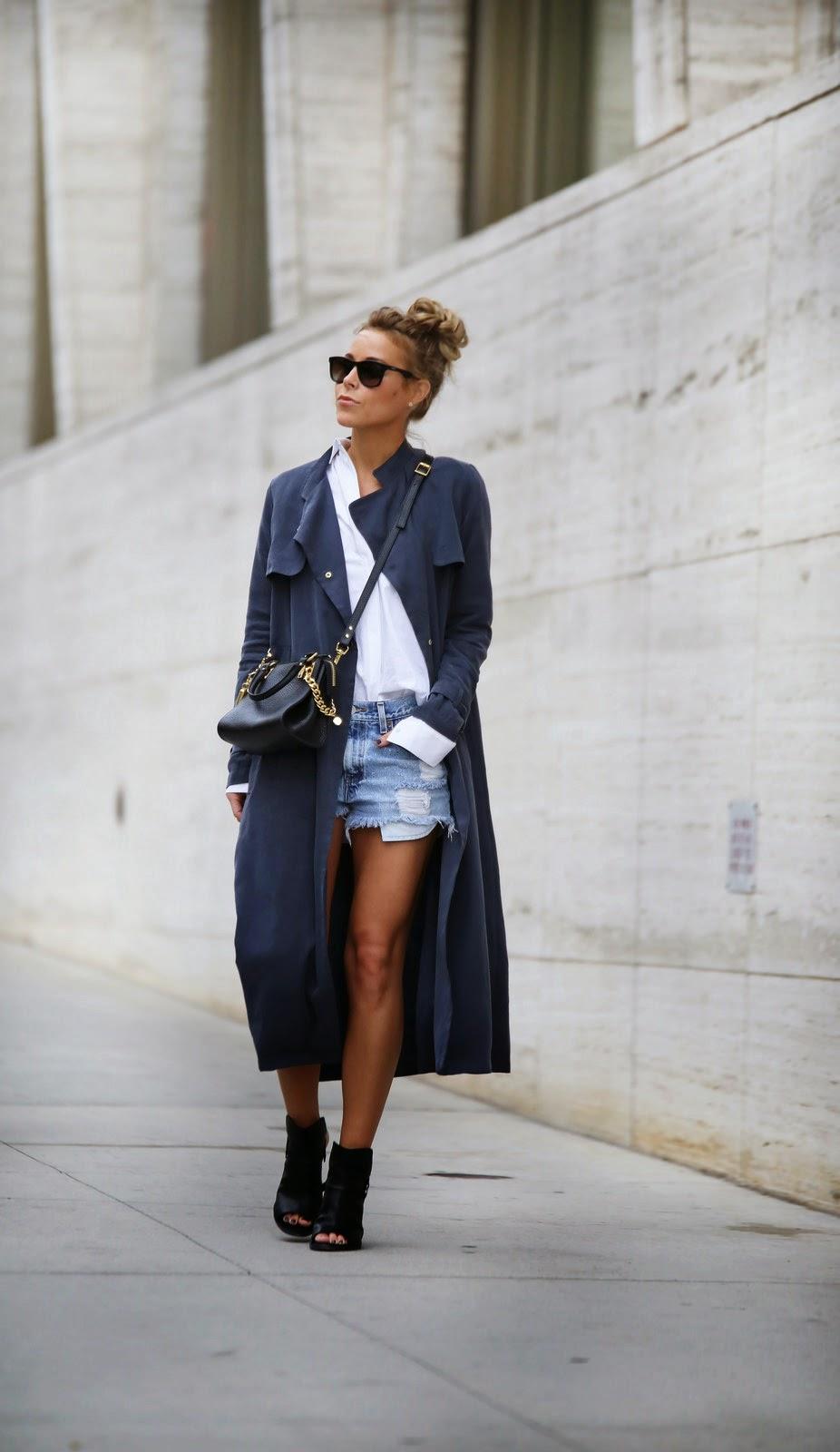 Pantalones Cortos en días Frios