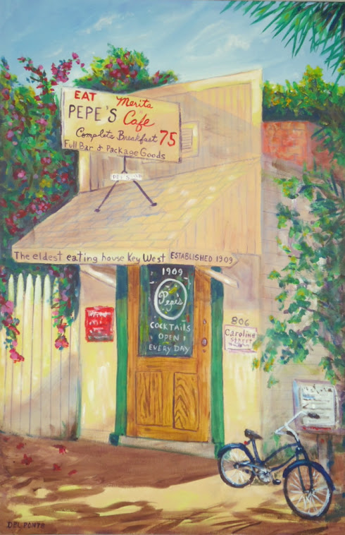 """PEPE'S"" Key West"