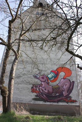 Streetart, Graffiti, Urbanart, Lifestyle