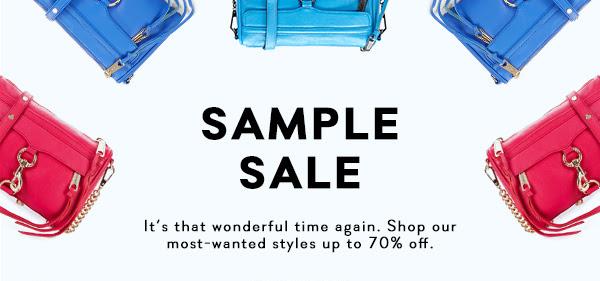 http://www.rebeccaminkoff.com/online-sample-sale-2014/