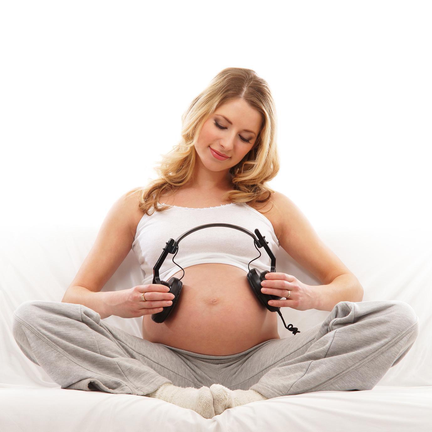 Красивая музыка для беременных