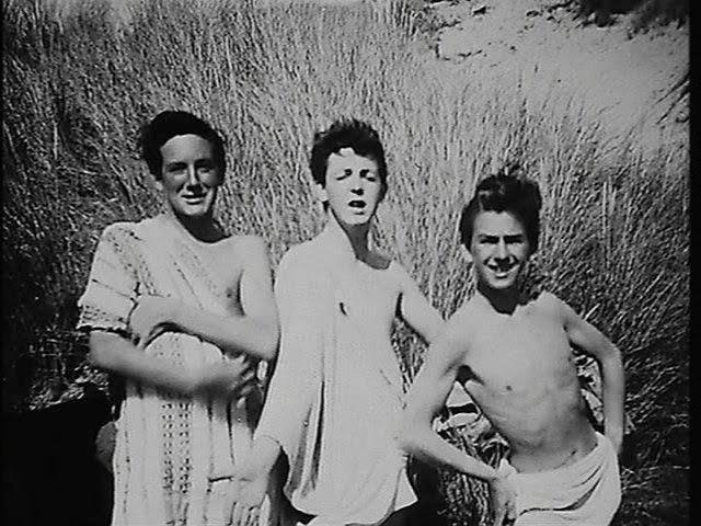 The Earliest Photo Of Paul Mccartney And George Harrison