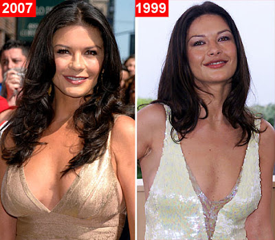 Catherine Zeta Jones vestidos de moda