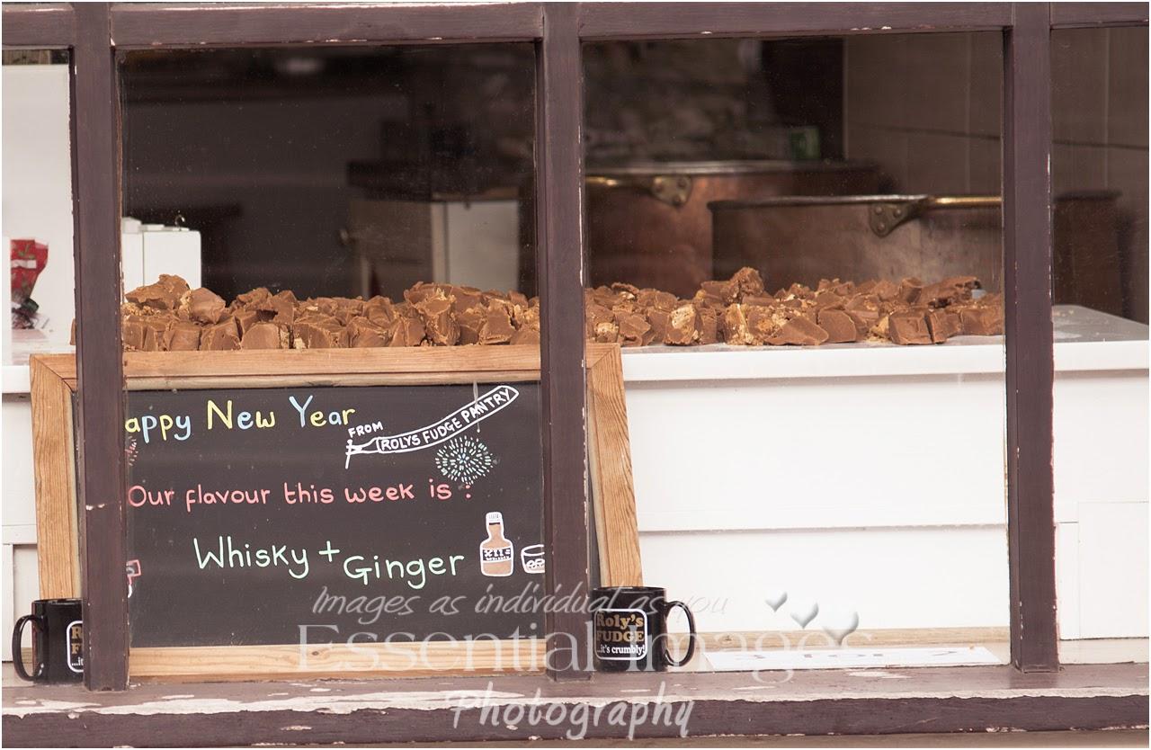 Rolys Fudge Pantry Lyme Regis