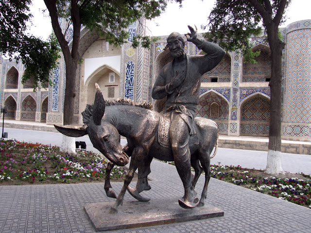 Uzbekistán, Bukhara - Nasredin