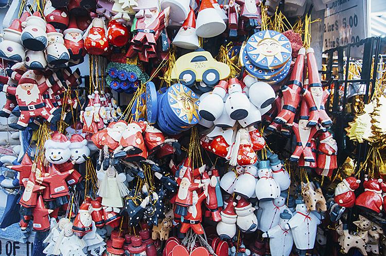 NYC-Christmas Market