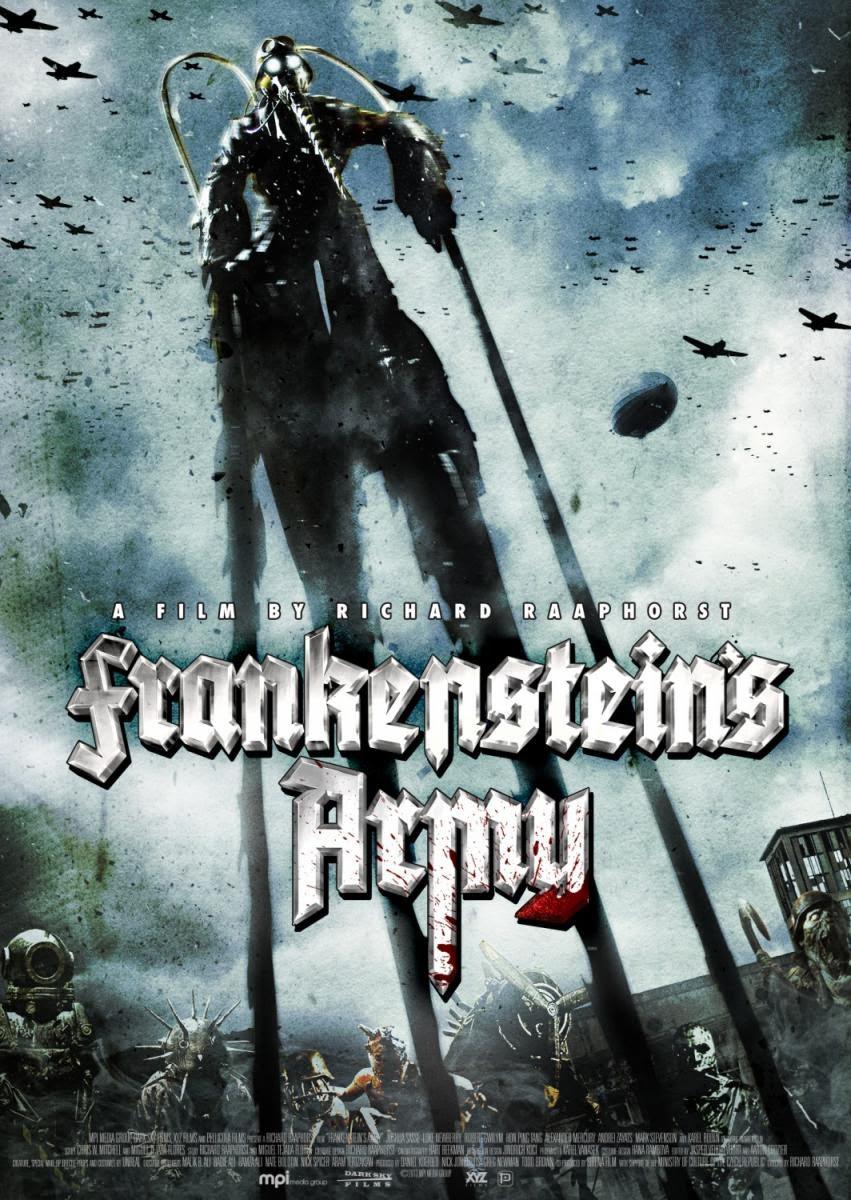 Frankenstein's Army – DVDRIP LATINO