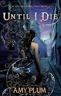 Cover Reveal: UNTIL I DIE by Amy Plum