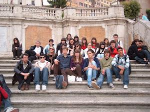 Viaxe a Roma 2009