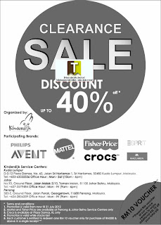CROCS FisherPrice Esprit Clearance Sale 2012